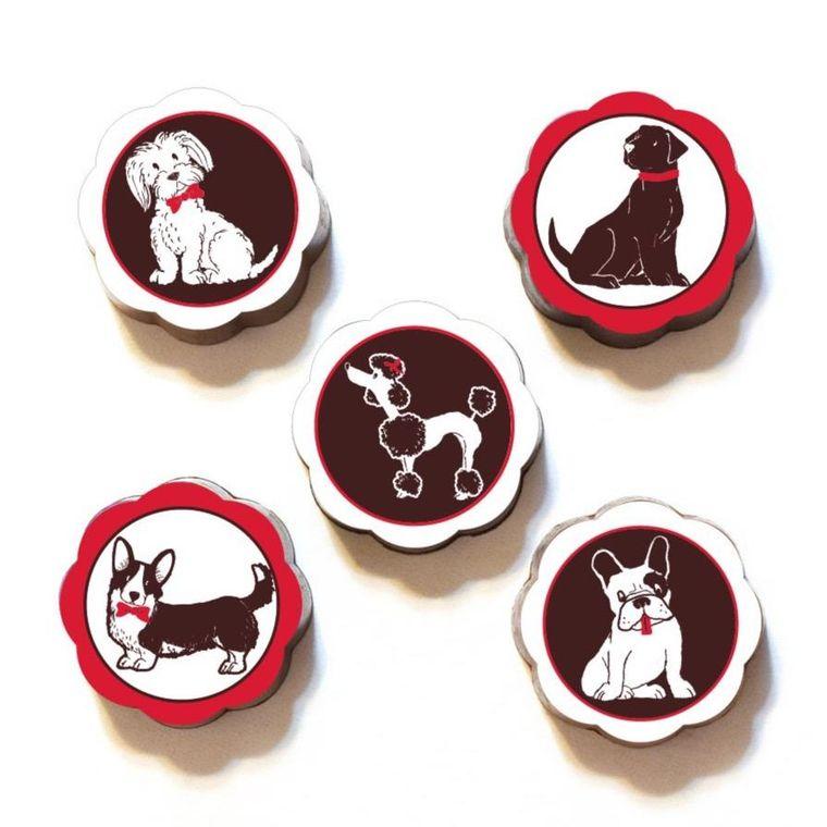 Dogs Chocolates