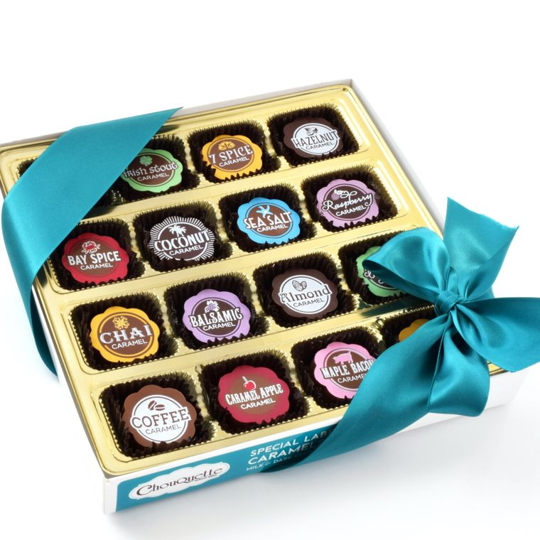 Flavor Samples - Box of 5 - NOT FOR RETAIL SALE