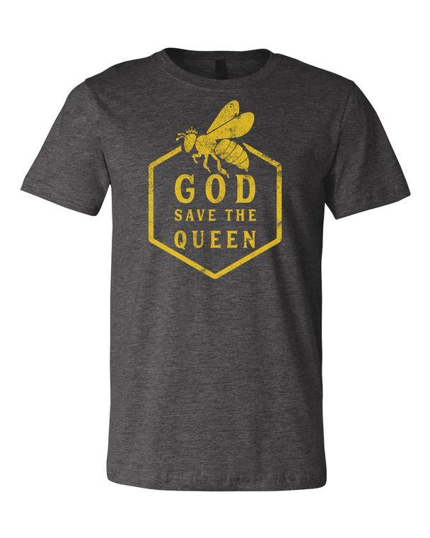 """God Save the Queen"" T-Shirt Bundle of 10"