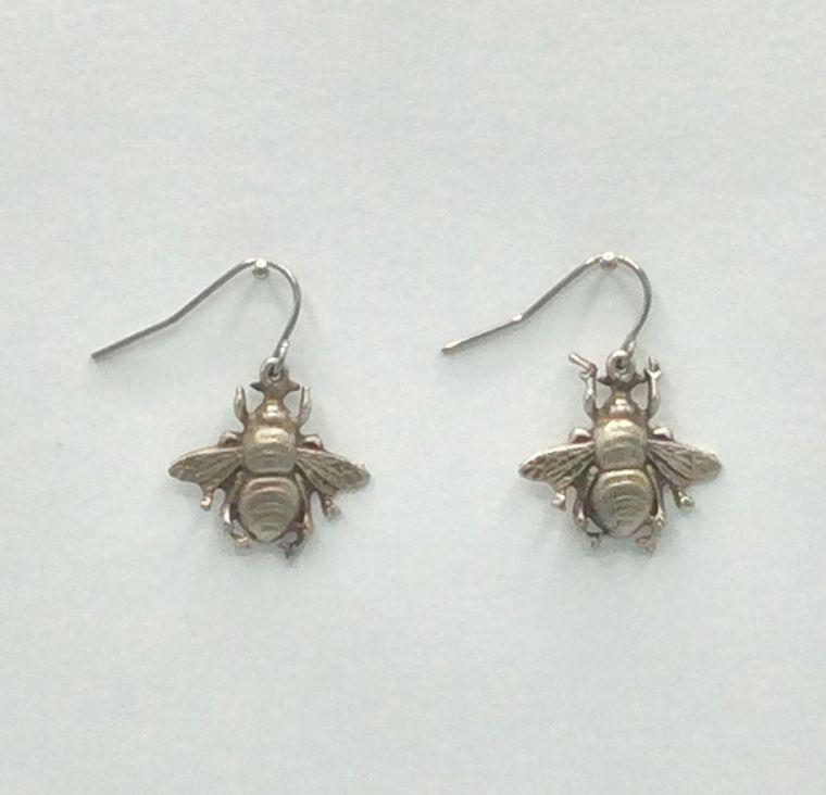 Bee Earrrings