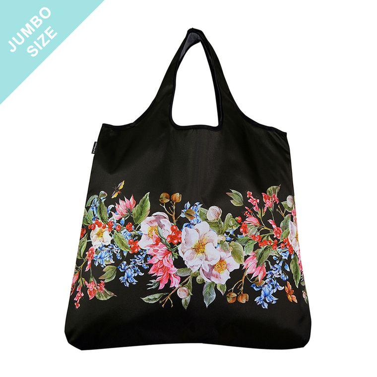 YaYbag JUMBO Stylish Reusable Bag - Holidays Spirit