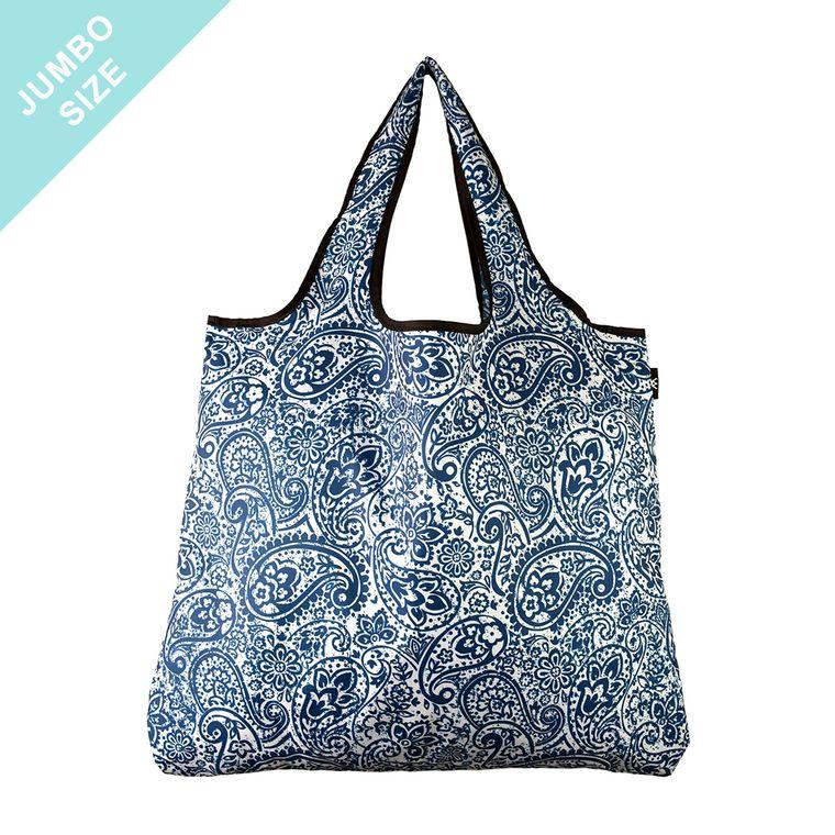 YaYbag JUMBO Stylish Reusable Bag - Paisley