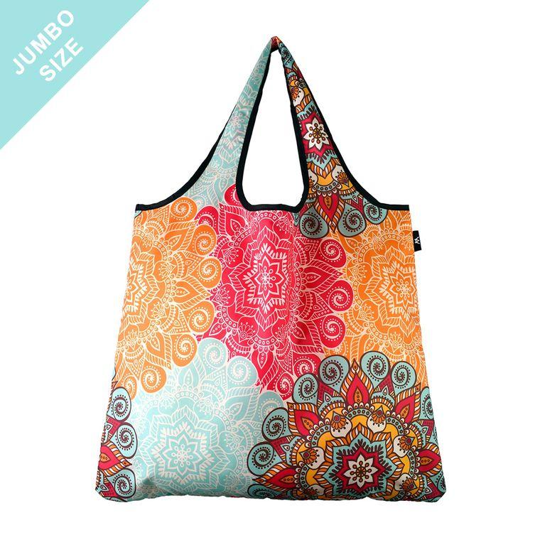 YaYbag JUMBO Stylish Reusable Bag - Boho