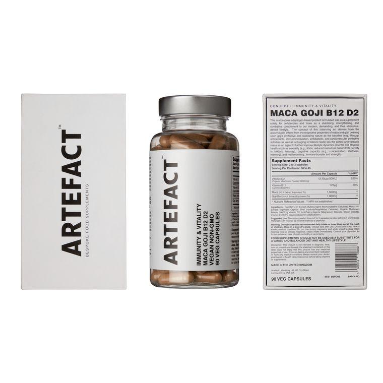 Artefact Concept I: Immunity & Vitality