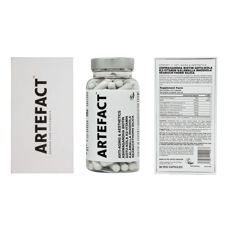 Artefact Concept II: Anti-Aging & Aesthetics