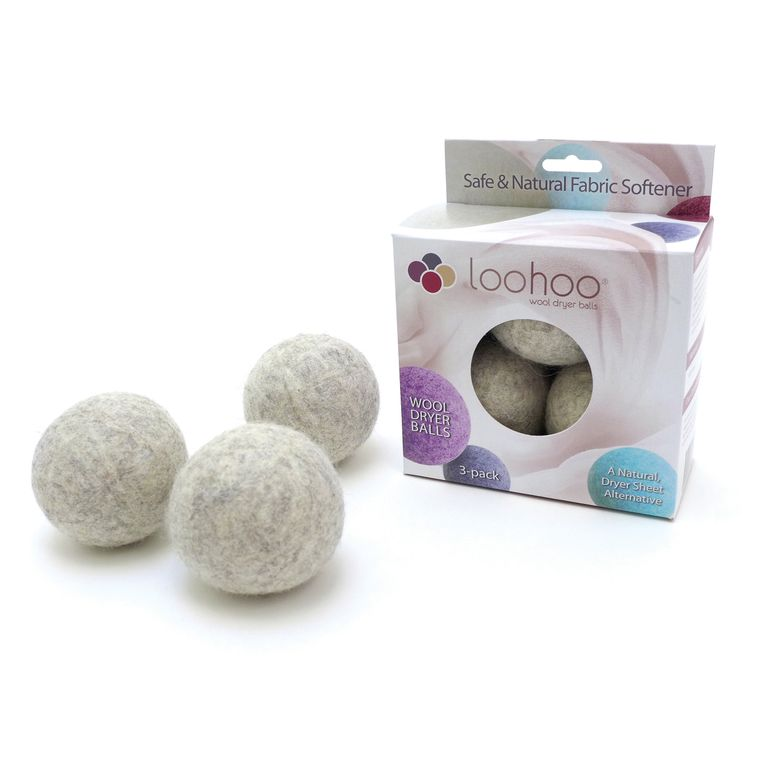 Light Gray Dryer Ball - Pack of 3