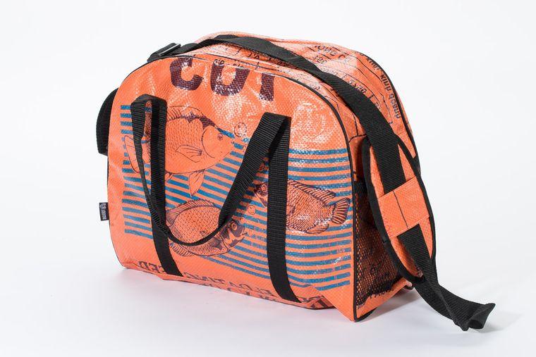 Bowler/ Diaper Cross Body Bag