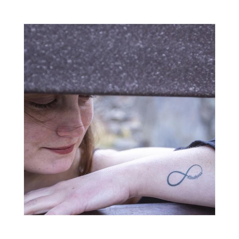 """Infinity"" Manifestation Tattoo 2-Pack"