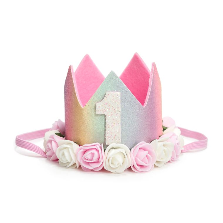 Fairy Dust #1 Flower Crown