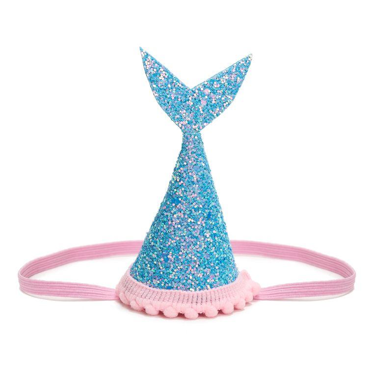 Mermaid Tail - Blue Glitter