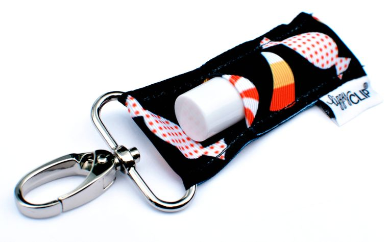 Halloween Candy LippyClip Lip Balm Holder