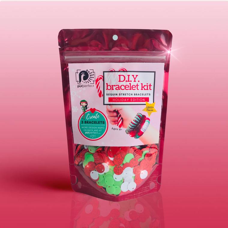 DIY Bracelet Kit (Holiday Edition)