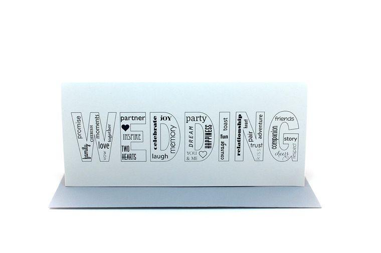 wedding | beautiful wedding cards | wedding words card | congratulations on your wedding