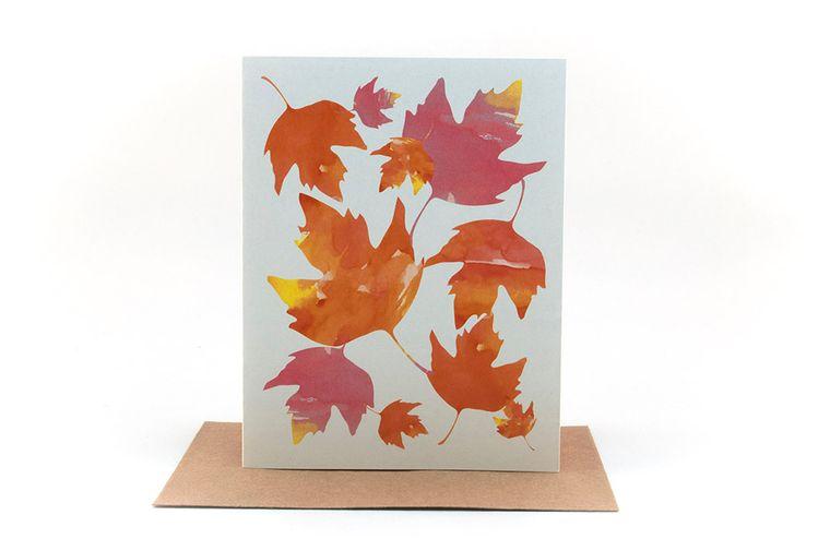 fall greeting | hello fall