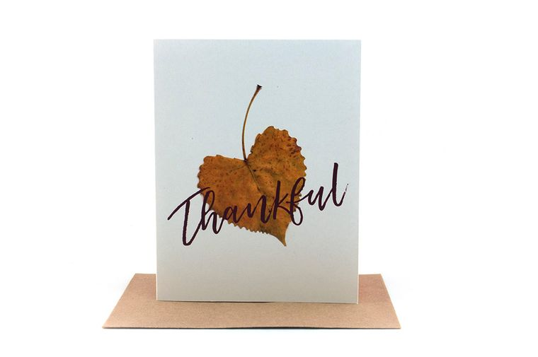 thankful | heart shaped leaf | thanksgiving greeting card | falling in love | be thankful | be grateful