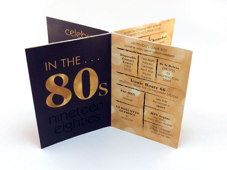 1980s black and gold party decorations |new years eve |new year party ideas