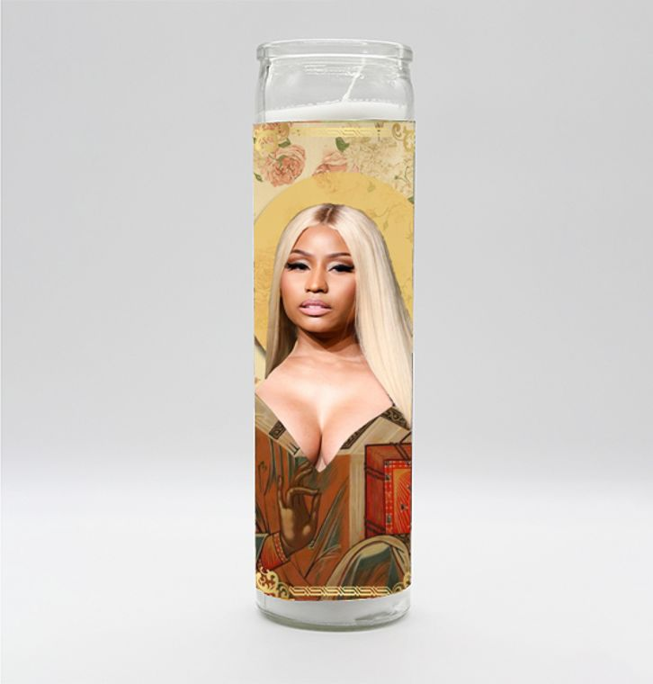 Nicki Minaj Candle