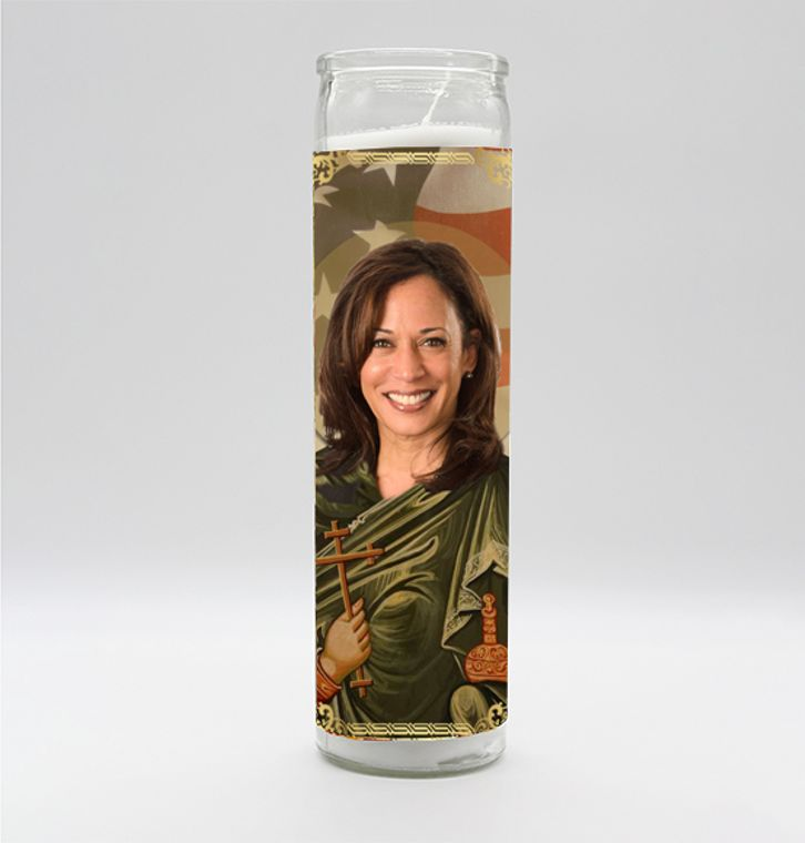 Kamala Harris Candle