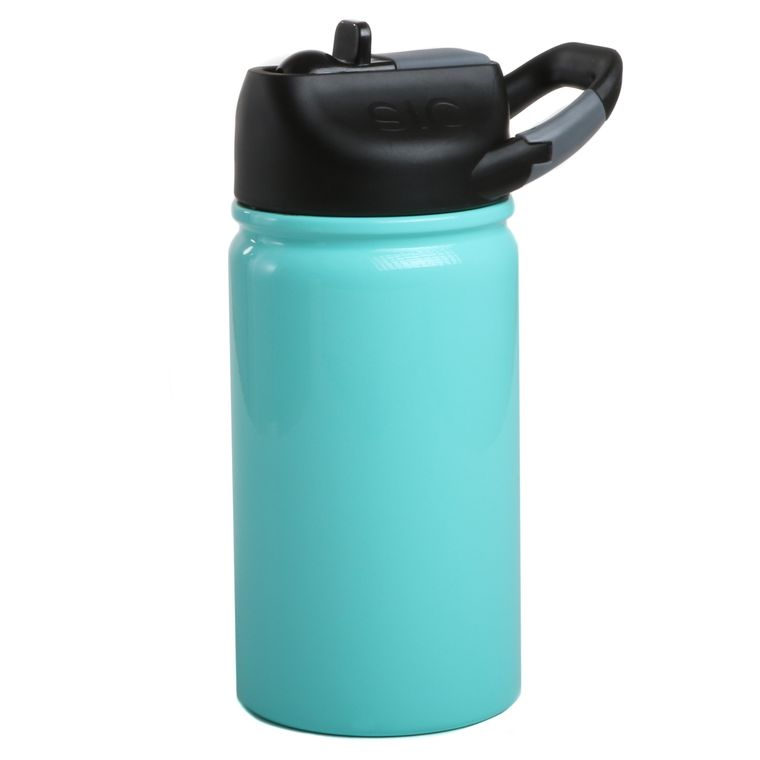 12 Oz. lil SIC Seafoam Blue Bottle