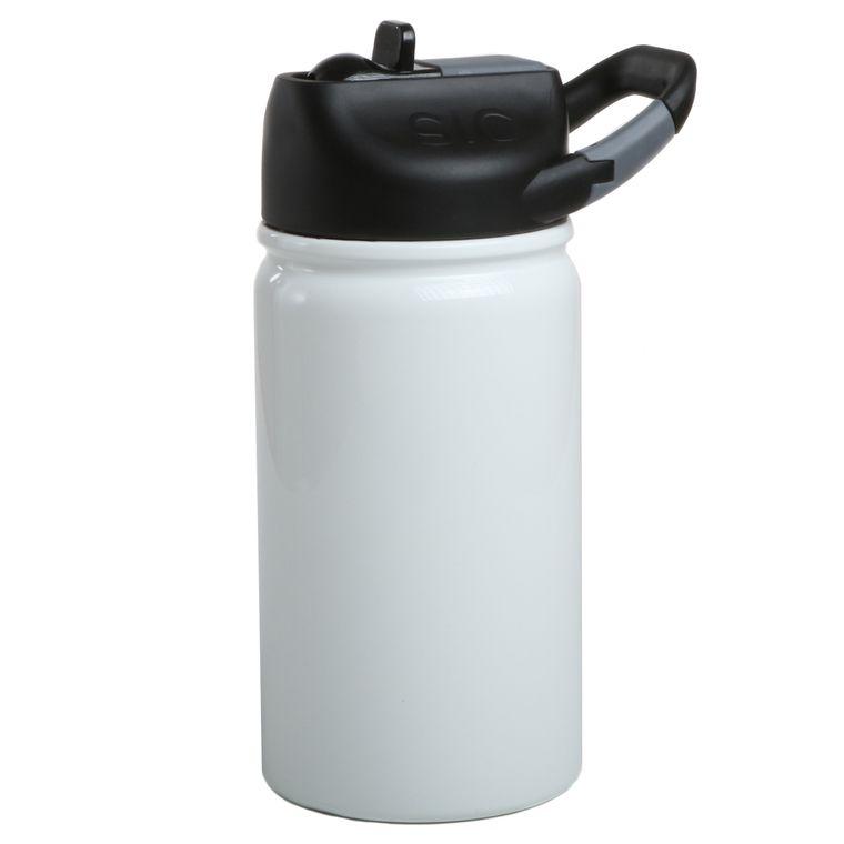 12 Oz. lil SIC Ice White Bottle