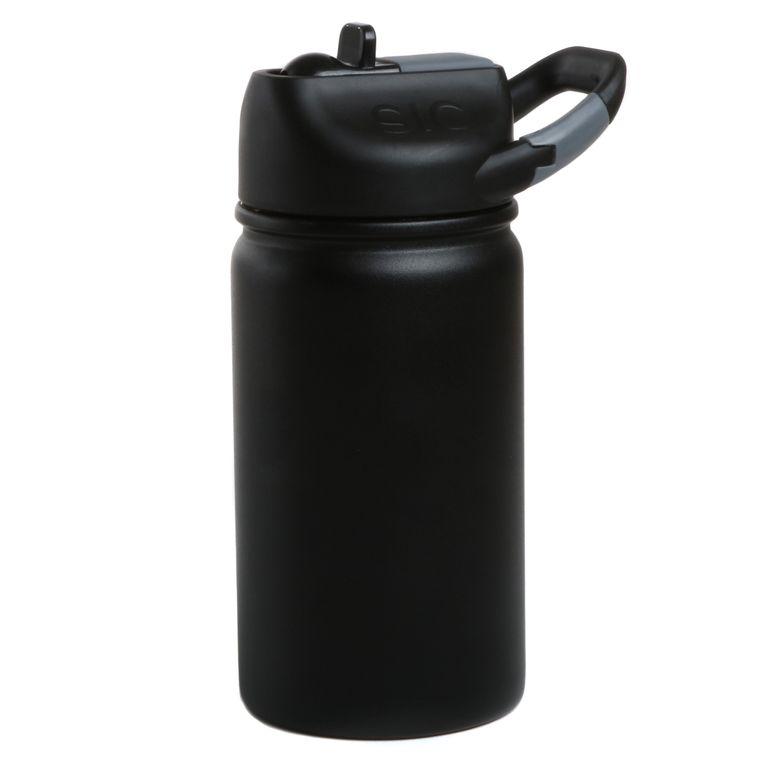 12 Oz. lil SIC Tuff Black Bottle