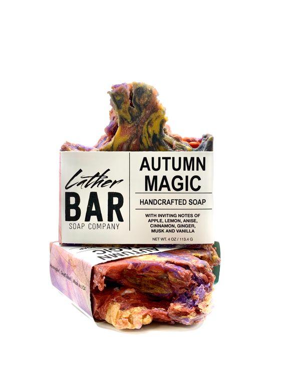 Autumn Magic Soap