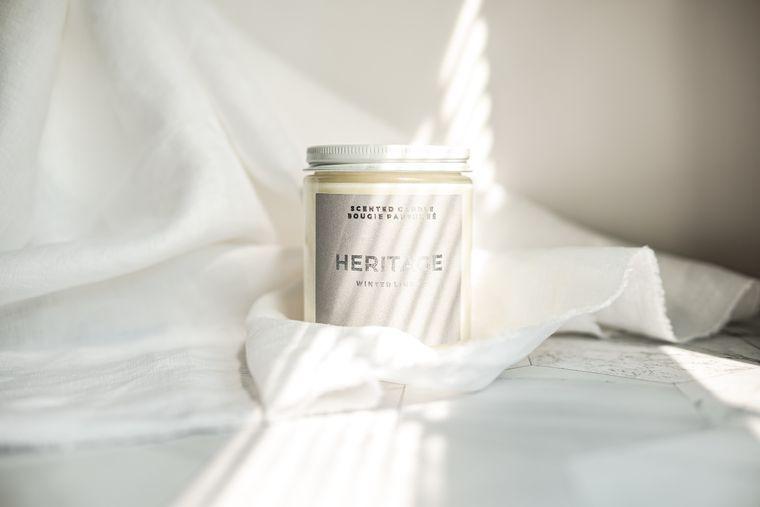 Heritage: Winter Linen