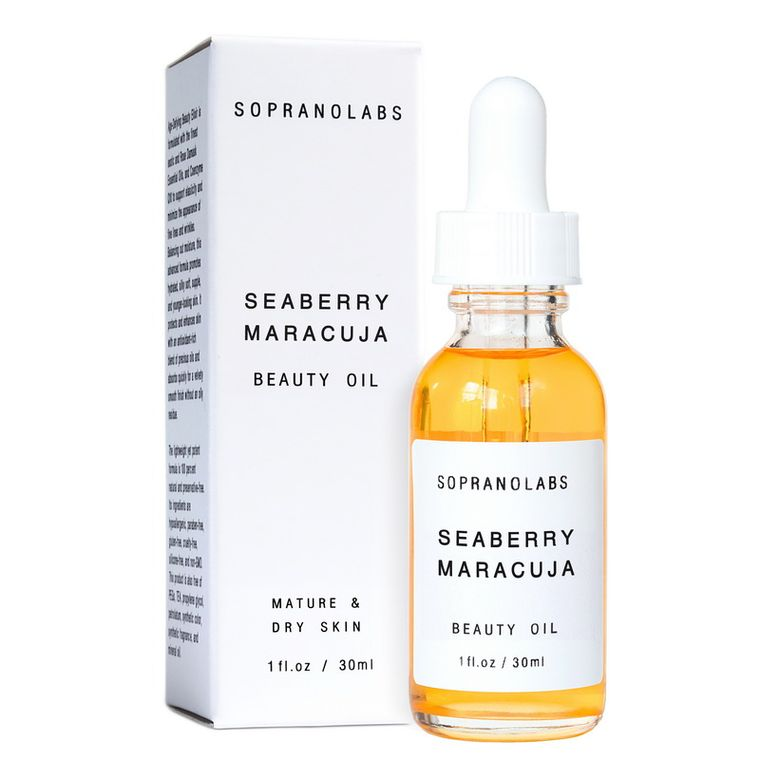 SEABERRY MARACUJA Vegan Beauty Oil