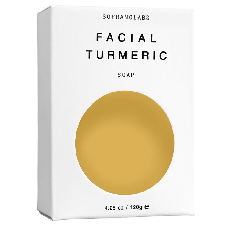 FACIAL TURMERIC VEGAN SOAP