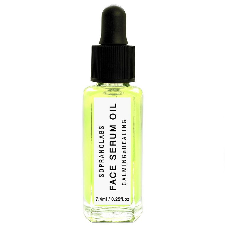 CALMING Chamomile Face Serum Oil