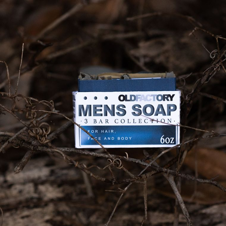 Mens Soap Sampler