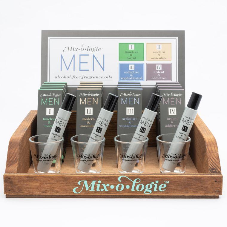 Men's Fragrance Pre-Pack