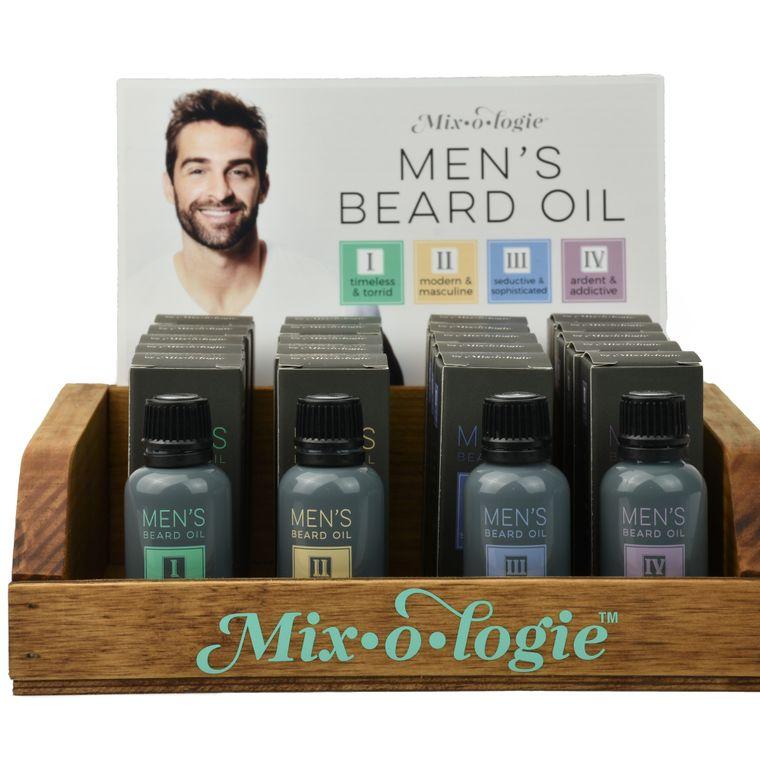 Men's Beard Oil Pre-Pack