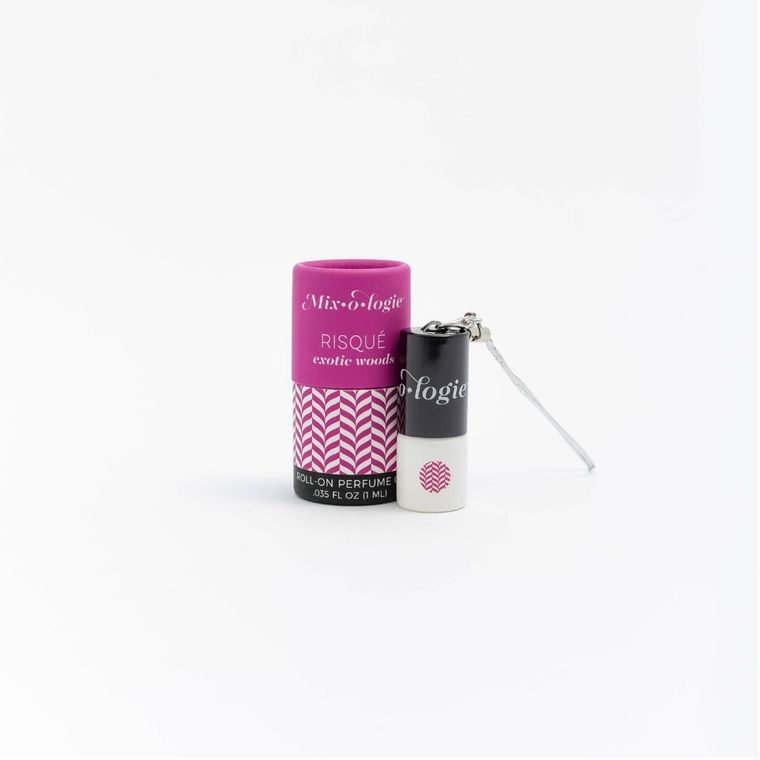 Risque'  1 mL Keychain Mini Roll-On Perfume