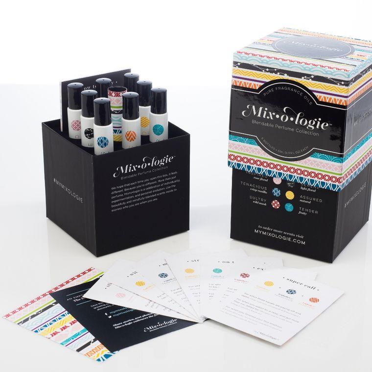 Mixologie Full Size Gift Set