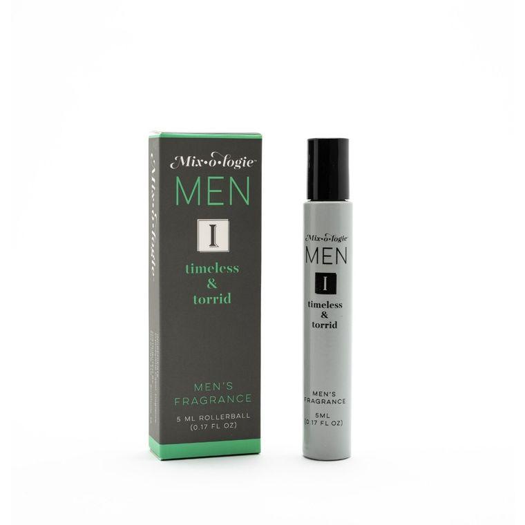 Mixologie Men's Fragrance I - Timeless & Torrid (5 mL)