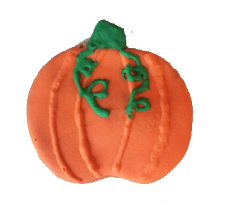 Fall Pumpkins Dog Treats