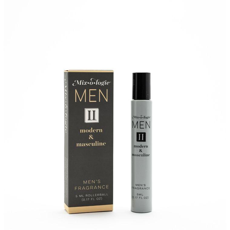 Mixologie Men's Fragrance II - Modern & Masculine (5 mL)