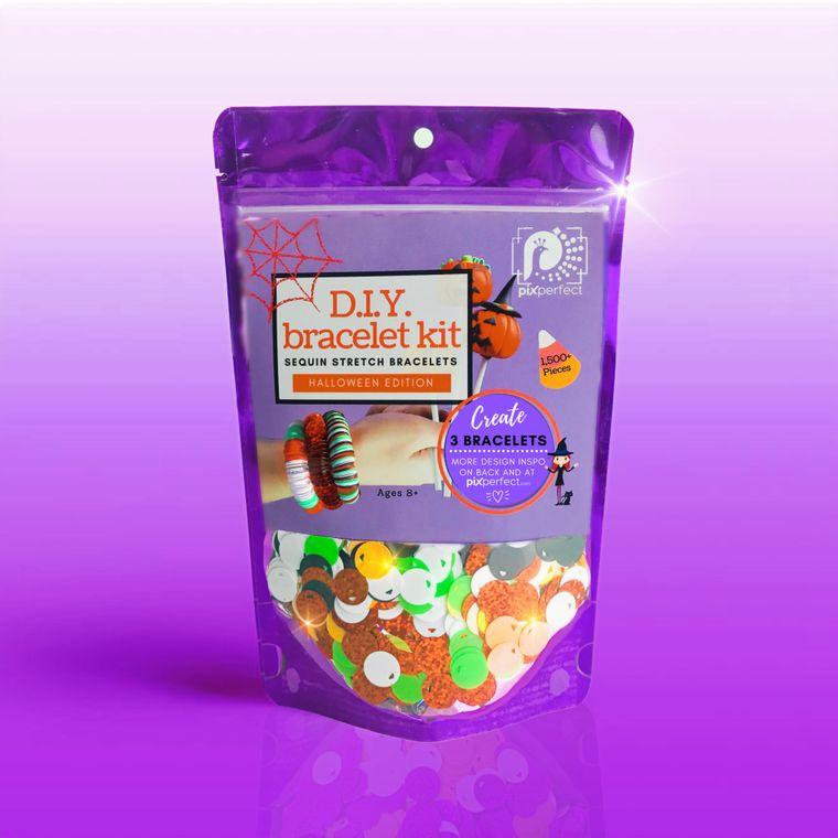 DIY Bracelet Kit (Halloween Edition)