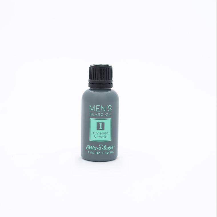 Mixologie Beard Oil - I Timeless & Torrid (30 mL)