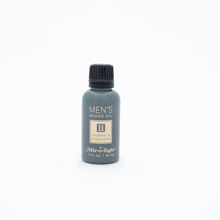 Mixologie Beard Oil - II Modern & Masculine (30 mL)