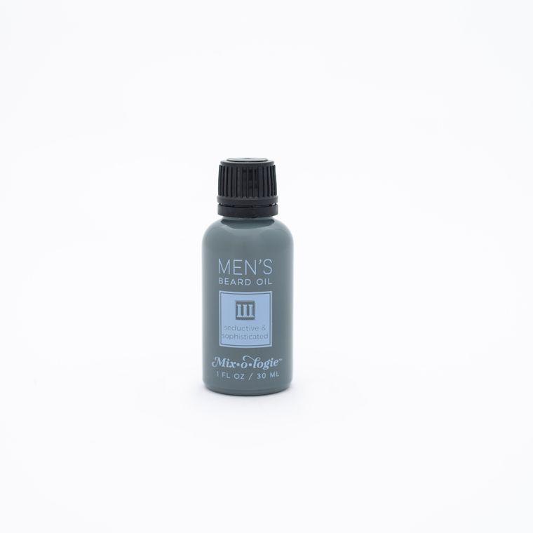 Mixologie Beard Oil - III Seductive & Sophisticated (30 mL)