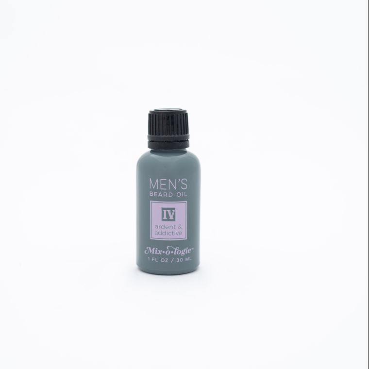 Mixologie Beard Oil - IV Ardent & Addictive (30 mL)