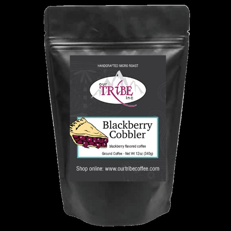 Blackberry Cobbler Coffee