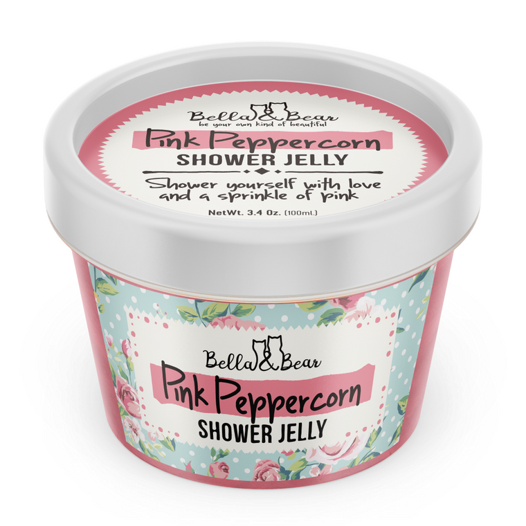 3oz Pink Peppercorn ShowerJelly