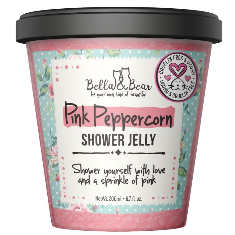 6.7oz Pink Peppercorn Shower & Bath Jelly