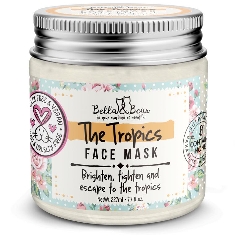 6.7oz Tropics Facial Mask