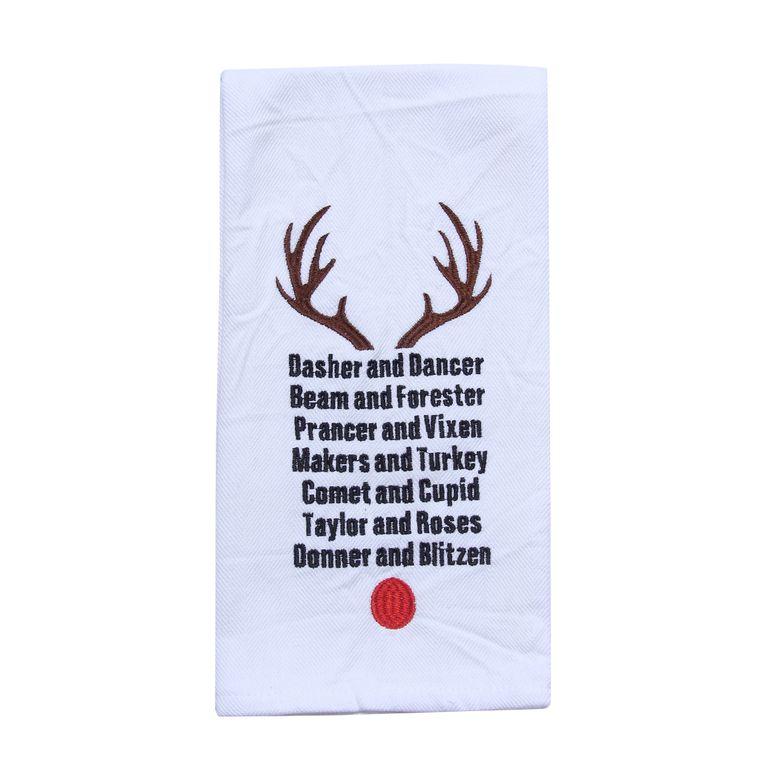 Bourbon Gift - Alcohol Gift - Bar - Bourbon Reindeer