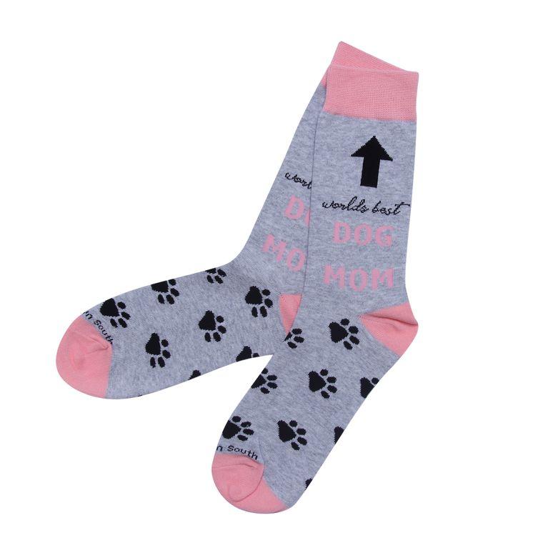 Dog Mom Socks - Dog Socks - Dog - Funny Dog