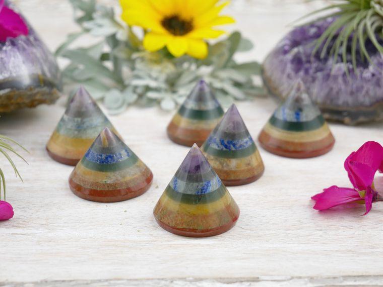 Chakra Cones